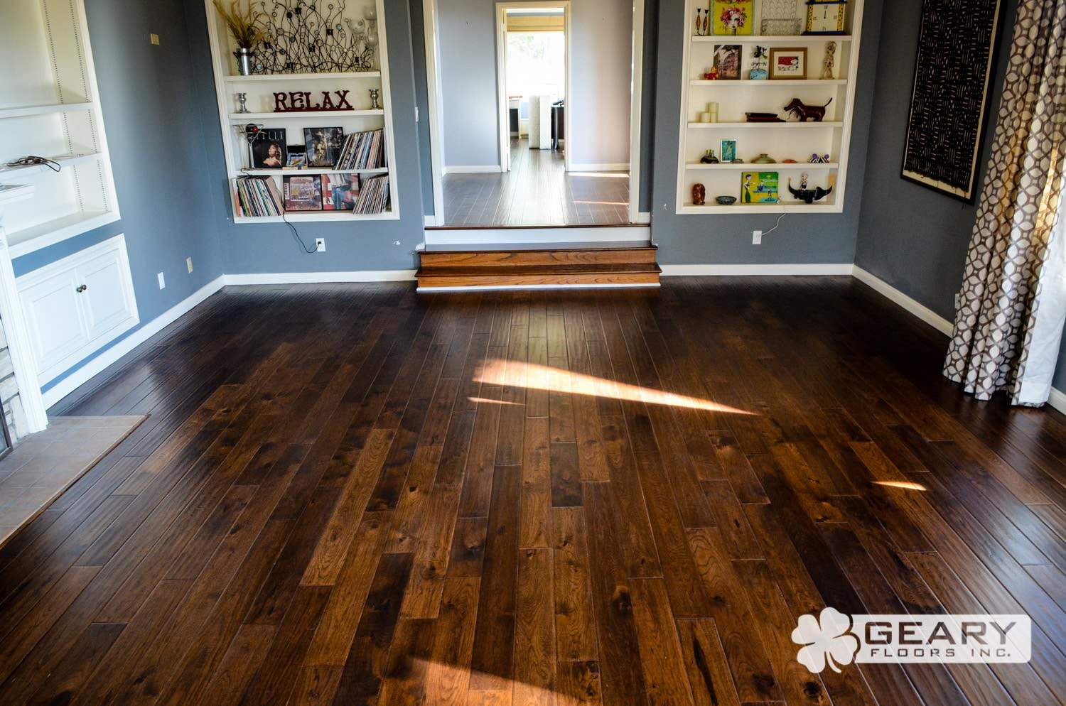 Geary Flooring Alpine Home Residential Flooring DSC 0410 - Alpine Home (Alpine, CA) - Hardwood Flooring San Diego