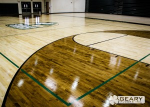 Geary Flooring South Hills Athletic Flooring IMG 2916 1 300x214 - Projects - Hardwood Flooring San Diego