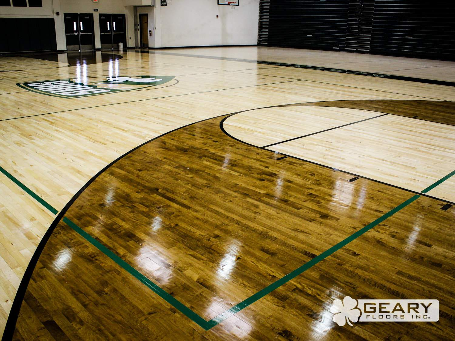 Geary Flooring South Hills Athletic Flooring IMG 2916 1 - South Hills High School (West Covina, CA) - Hardwood Flooring San Diego