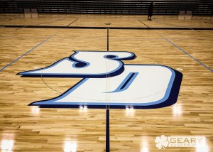 Geary Flooring USD Athletic Flooring IMG 0759 300x214 - Projects - Hardwood Flooring San Diego