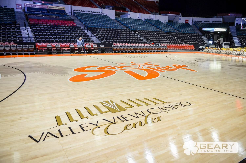 San Diego Sports Arena Valley View Casino Center