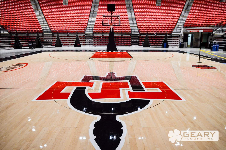 San Diego Athletic Flooring Geary Floors 179 0547 - Basketball Court Flooring - Wood Gym Flooring - Hardwood Flooring San Diego