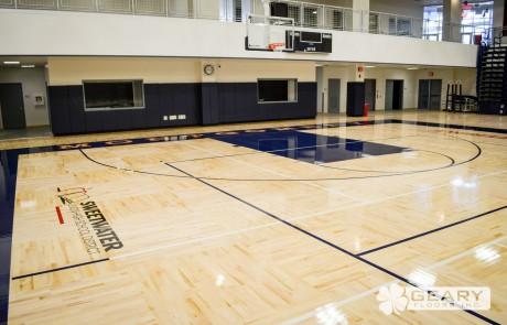 San Diego Athletic Flooring Geary Floors 21 0014 460x295 - Montgomery High School (San Diego, CA) - Hardwood Flooring San Diego