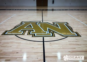 Geary Flooring Army Navy Athletic Flooring IMG 0027 300x214 - Projects - Hardwood Flooring San Diego
