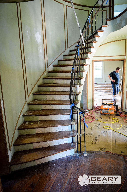 Geary Flooring Casa De Tempo Residential Flooring DSC 0012 - Casa De Tempo - Hardwood Flooring San Diego