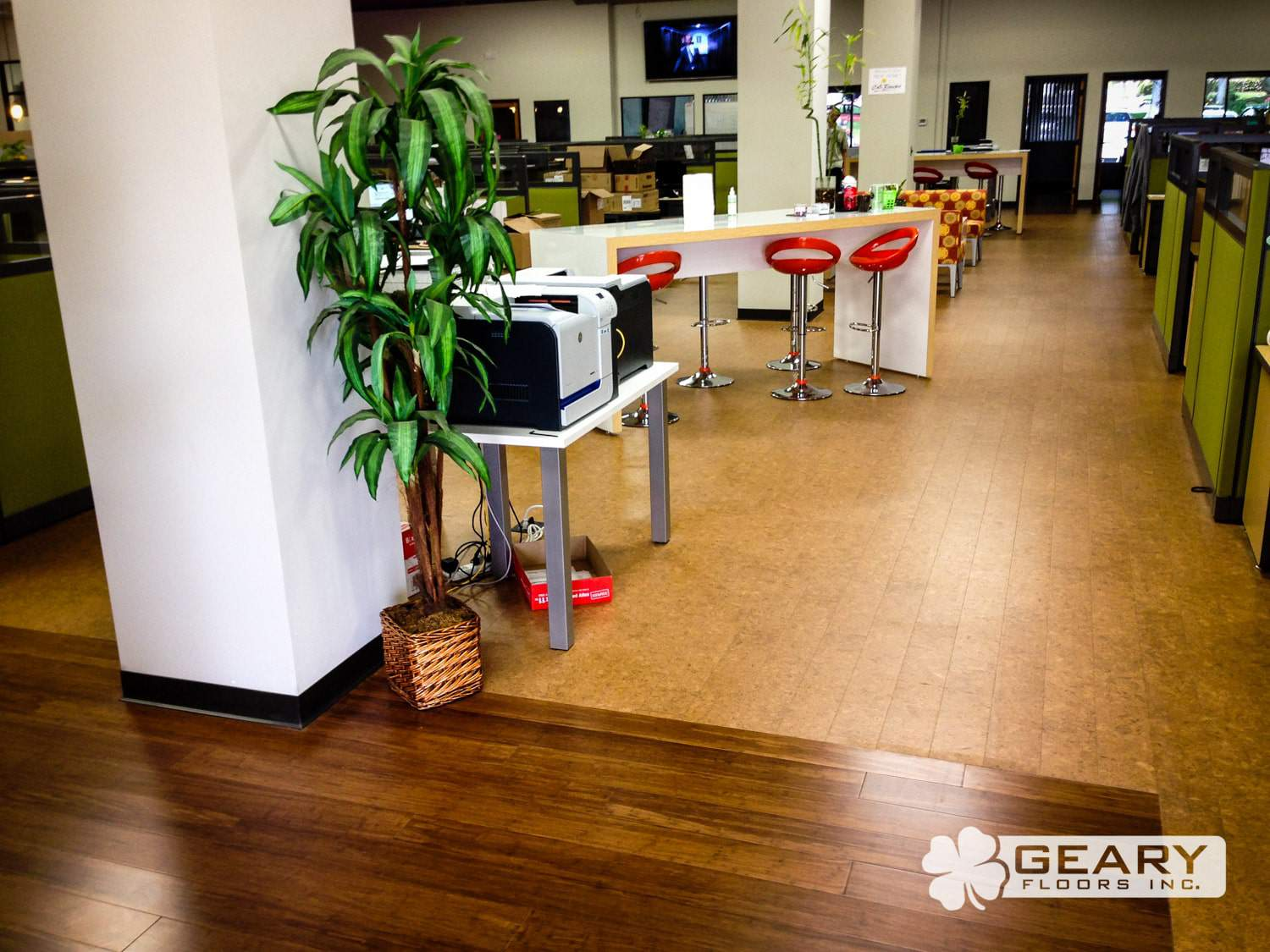 Geary Flooring Cali Bamboo Commercial Flooring IMG 0313 - Commercial Flooring - Hardwood Flooring San Diego