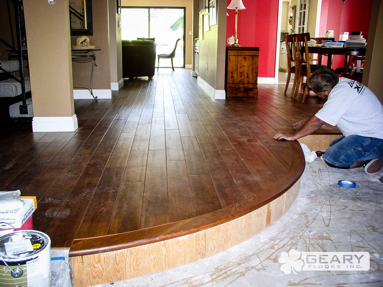 Geary Flooring Prefinished Flooring Residential Flooring 026 - Residential Flooring - Hardwood Flooring San Diego