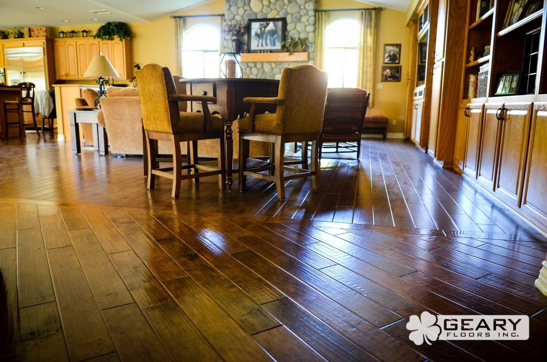 Geary Flooring Prefinished Flooring Residential Flooring DSC 0690 - Residential Flooring - Hardwood Flooring San Diego
