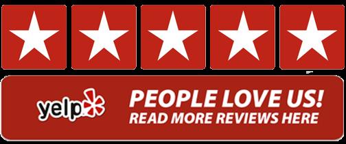 Yelp Badge People Love Us - Home (New 2020) - Hardwood Flooring San Diego